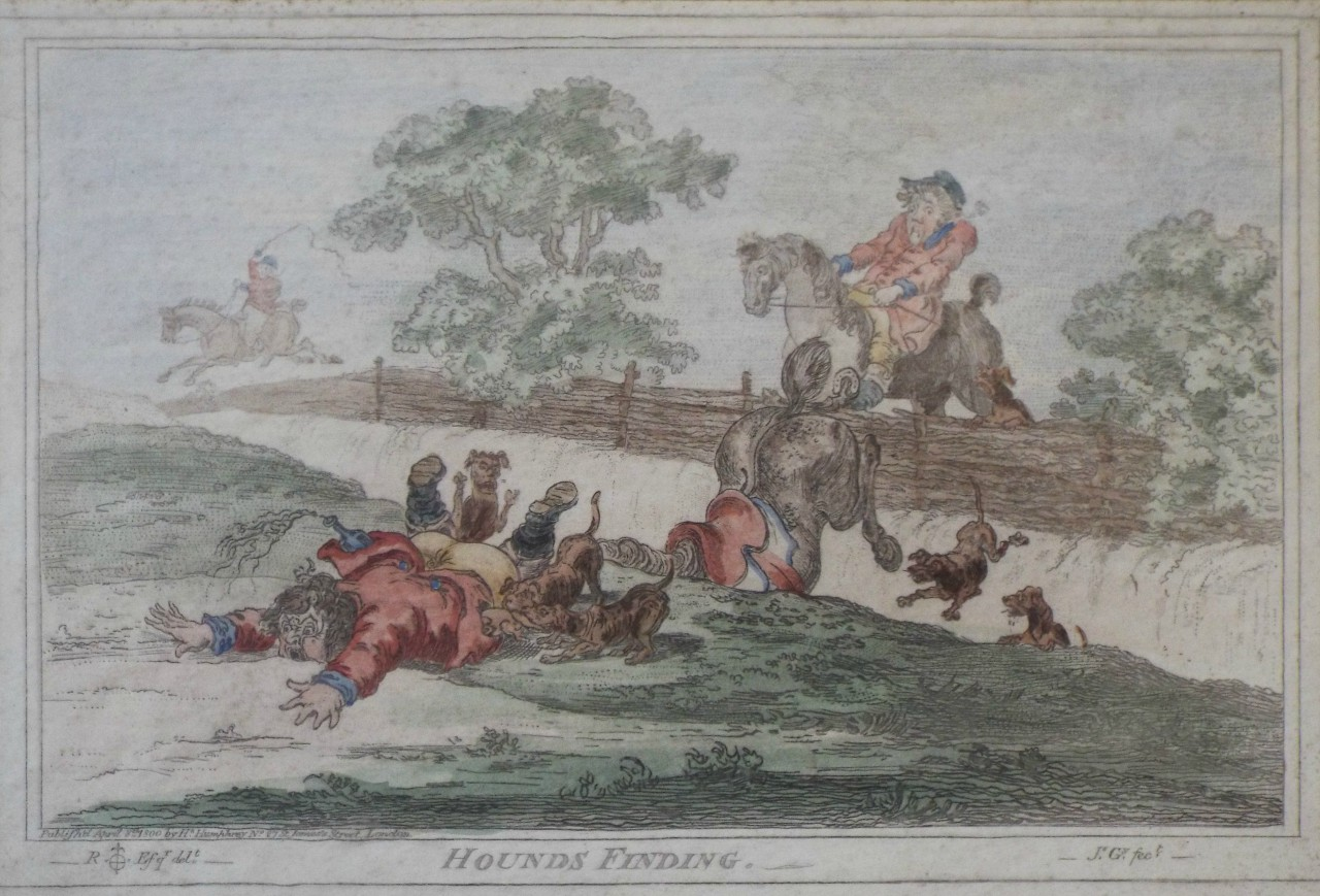 antique prints by james gillray