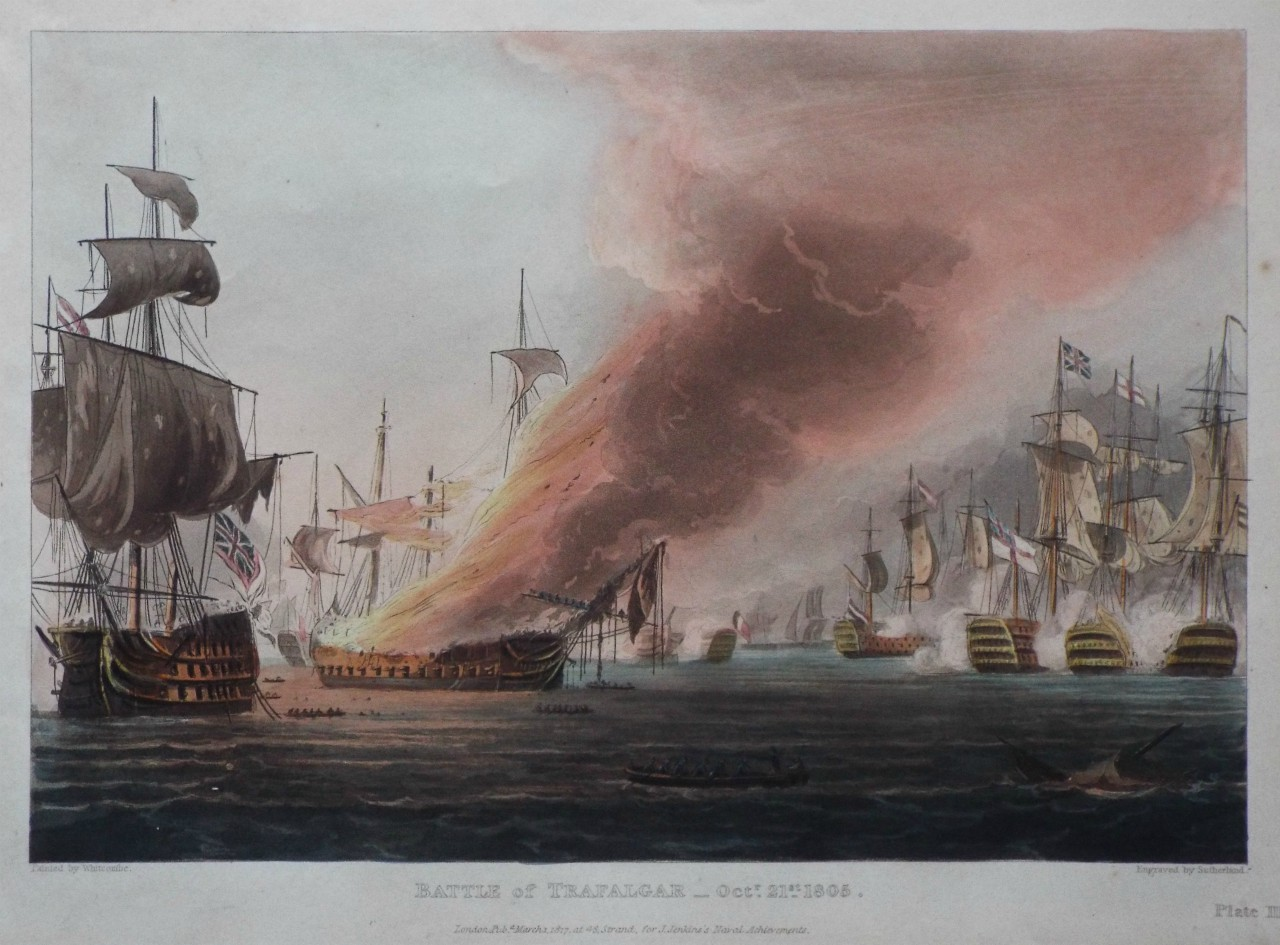 Antique Prints after Thomas Whitcombe