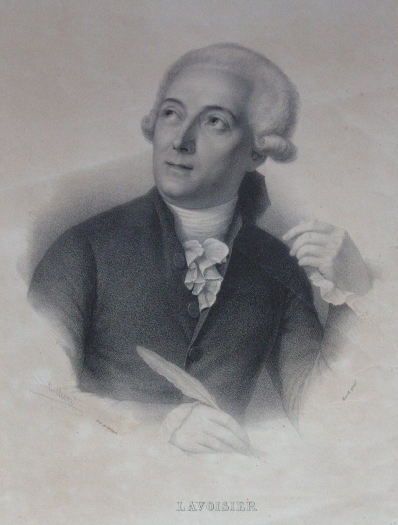 antoine laurent lavoisier Antoine laurent de lavoisier (1743 - 1794) was a french scientist considered by many to be the father of modern chemistry his most important experiments investigated the nature of ignition and.