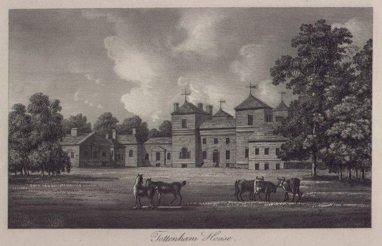 Antique Prints Of Tottenham