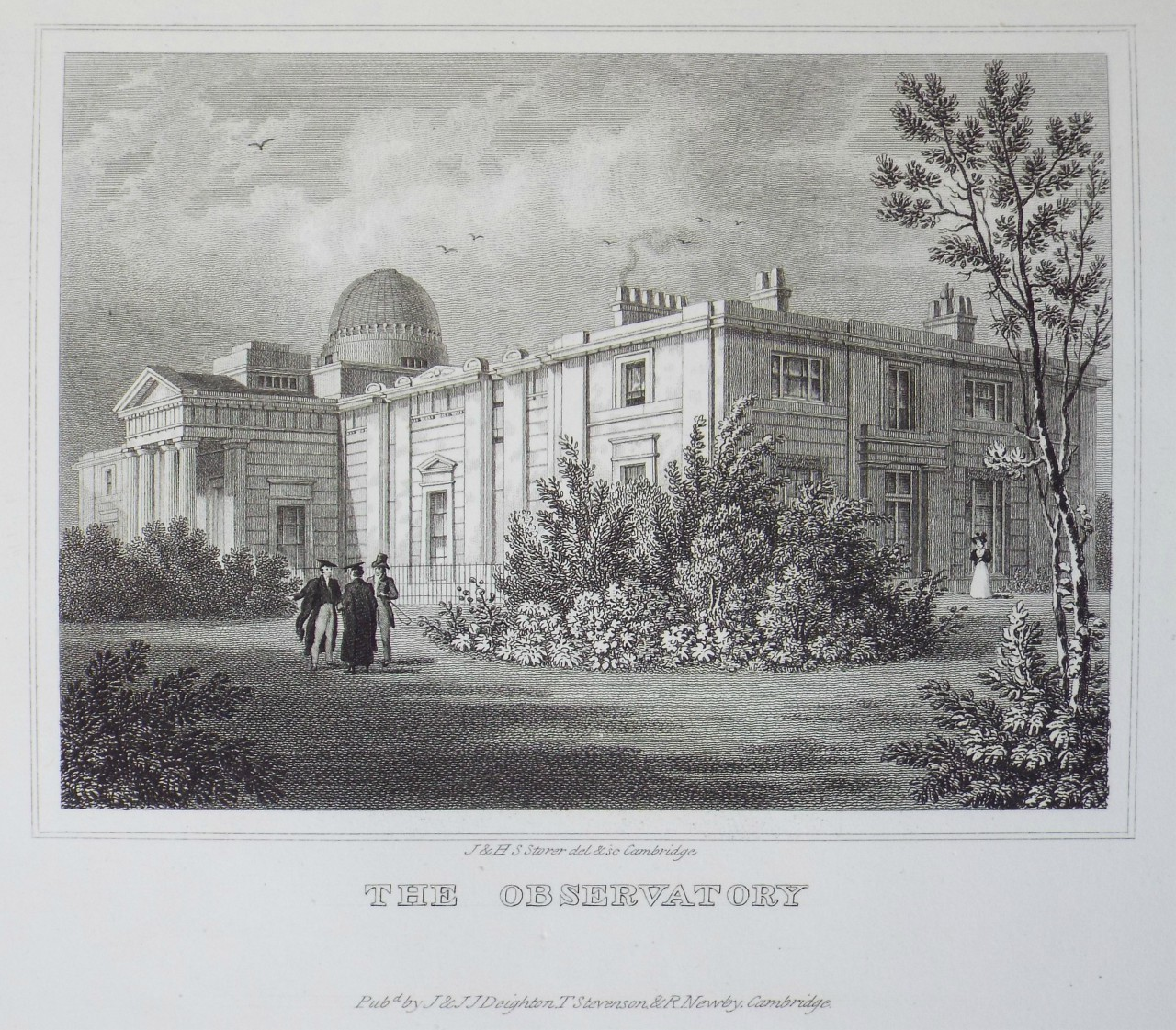 Print - The Observatory - Storer