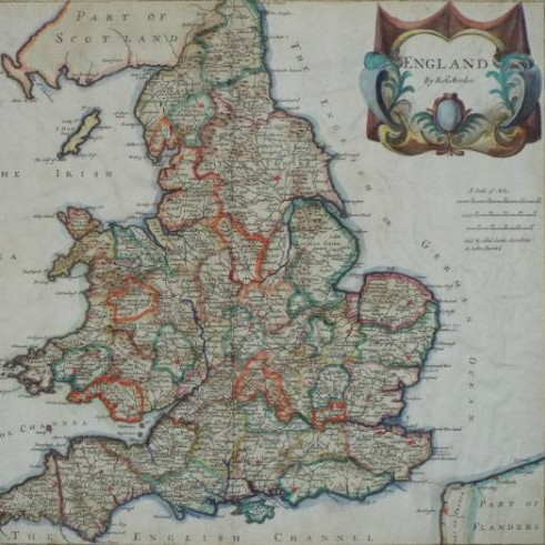 Antique Prints and Maps on